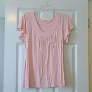 Light pink pajamas, Lrg